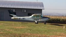 Avião, caminhonete e 243 kg de cocaína são apreendidos em SP