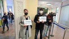 Belarus: voo interceptado pousou na Lituânia sem 5 passageiros
