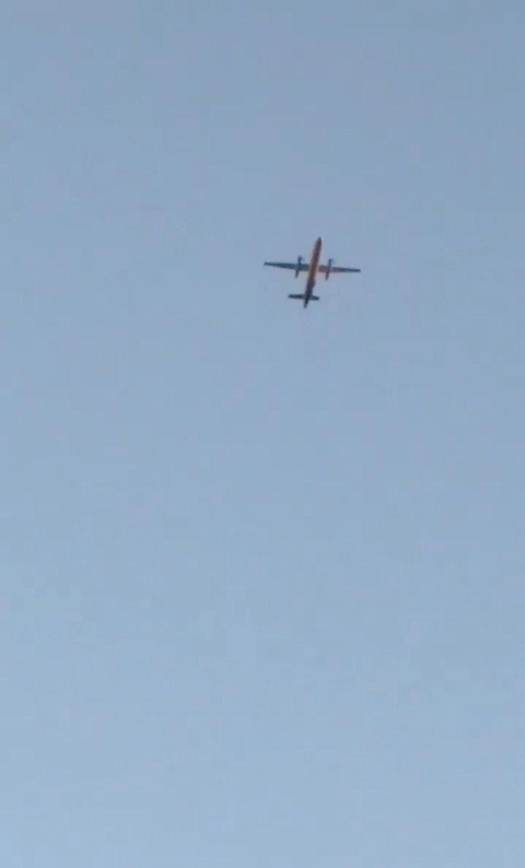 Avião cai após ser sequestrado por funcionário de cia aérea nos EUA