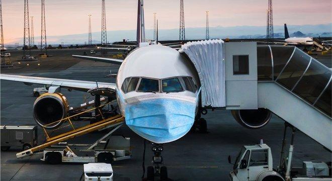 Turismo internacional foi duramente afetado por pandemia de covid-19