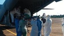 Rondônia transfere nove pacientes com a covid-19 para Porto Alegre