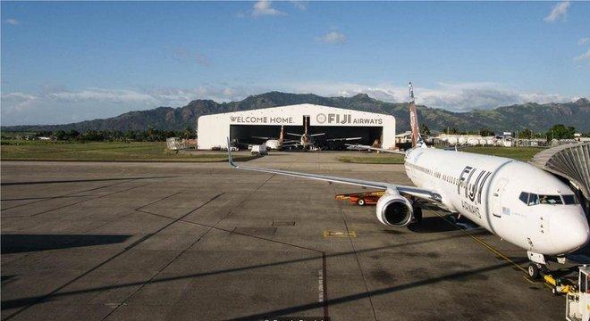 Com uma indústria de aviação doméstica bem desenvolvida, Fiji estava bem posicionada para ser a pioneira na adoção da tecnologia GPS