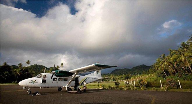 Graças a Fiji, as viagens aéreas são agora mais rápidas e seguras do que nunca