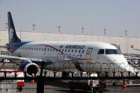 Avião da Embraer era operado pela Aeroméxico