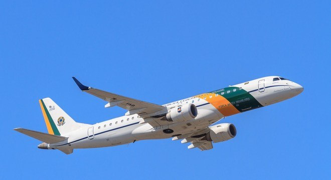 Há 20 anos, foram encontrados 32,9 quilos num avião cargueiro Hércules C-130