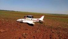 FAB intercepta aviões com 1,1 t de cocaína no Mato Grosso do Sul