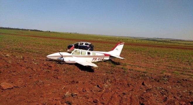 Dois aviões foram interceptados durante a operação da FAB
