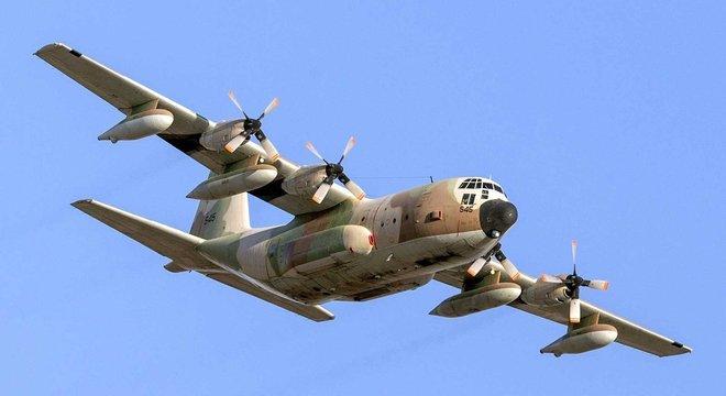 O uso de aviões foi uma alternativa encontrada para evitar que a operação fosse descoberta