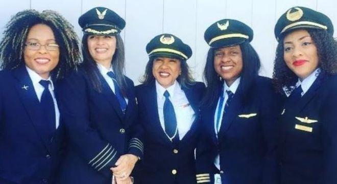 Irmãs dos Céus querem ajudar jovens negras a entrar nesse ramo