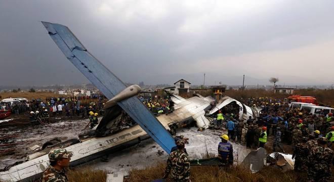 Pelo menos 50 pessoas morreram no Nepal