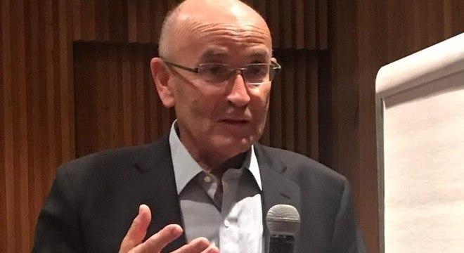 O pesquisador Avigdor Scherz, do Instituto Weizmann de Ciências de Israel