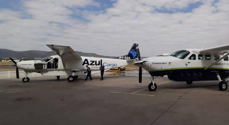 Aviões Azul