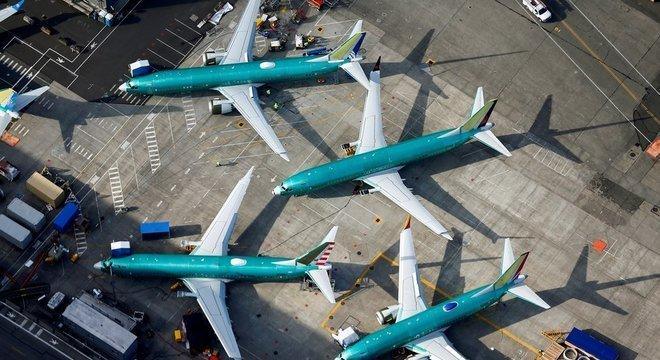 Problemas com o Boeing e seu modelo 737 contribuíram para aumentar o medo de voar