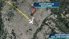 Avião que levava vacinas quase colide com aeronave da Gol no PR