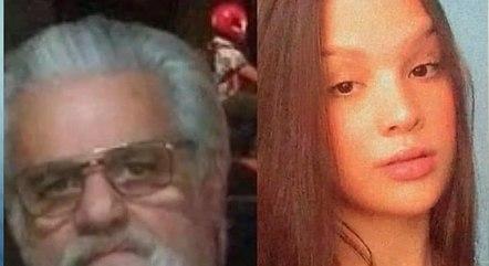 Avô e neta morreram carbonizados após batida