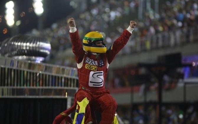 Ayrton Senna: