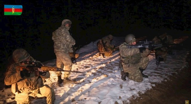 Mais de 2 mil soldados do Azerbaijão morreram em conflito