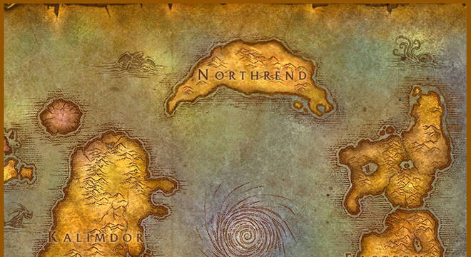 Azeroth, World of Warcraft