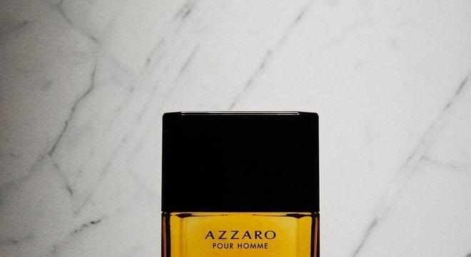 Azzaro Pour Homme, um dos melhores perfumes masculinos