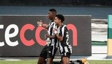 Botafogo enfrenta o Bangu neste sábado embalado por goleadas