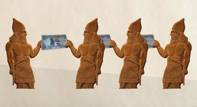 Babilônia revolucionou a forma como usamos o dinheiro