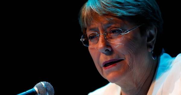 Bachelet diz que deputadas que se opõem a Trump são 'fantásticas'