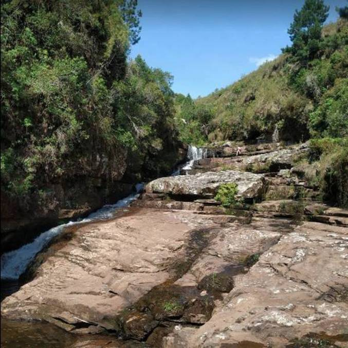 Rio Tibagi integra a bacia hidrográfica do Paraná, na região Sul do Brasil