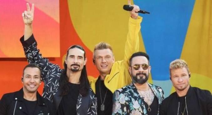 Os Backstreet Boys retornaram ao Brasil após 5 anos da última apresentação