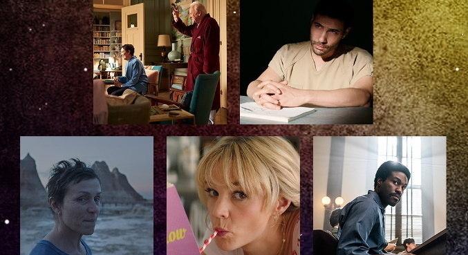 Indicados a Melhor Filme no BAFTA 2021, categoria vencida por 'Nomadland'