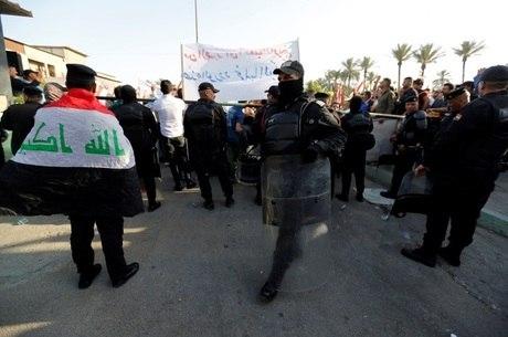 Explosão foi ouvida no centro de Bagdá