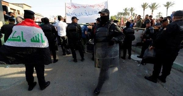 Míssil atinge zona na capital do Iraque, mas não há vítimas