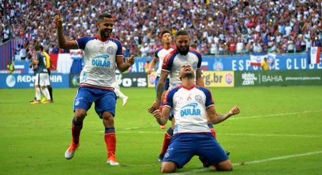 Bahia venceu o xará de Feira de Santana e se sagrou campeão baiano