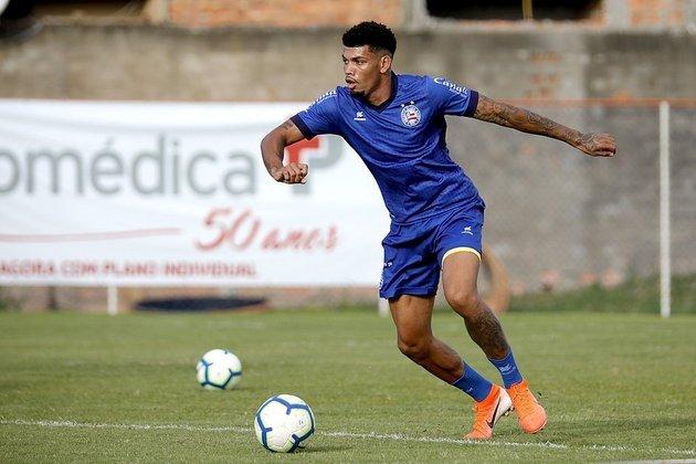 Bahia: contratou Juninho do Palmeiras por R$ 7,4 milhões em 2019