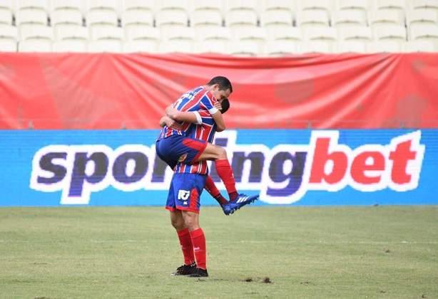 Bahia: eliminou o Vila Nova com placar agregado de 2 a 0