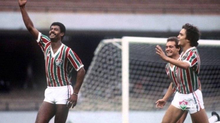 Bahia: Washington, 124 gols