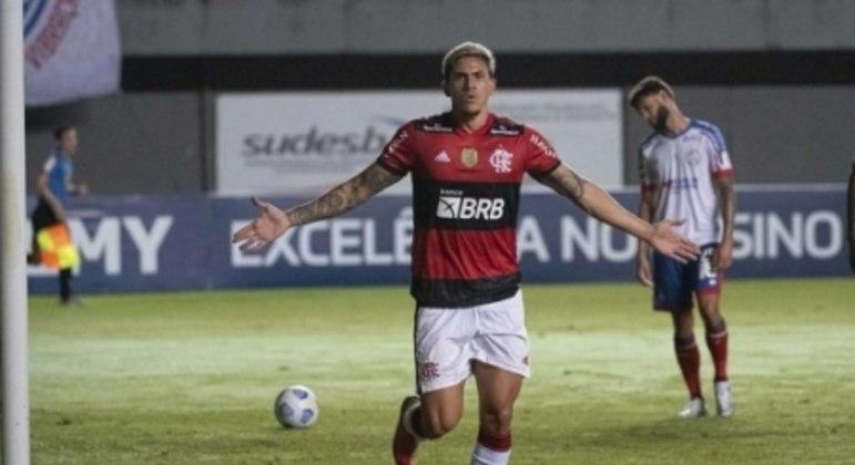Bahia x Flamengo - Pedro