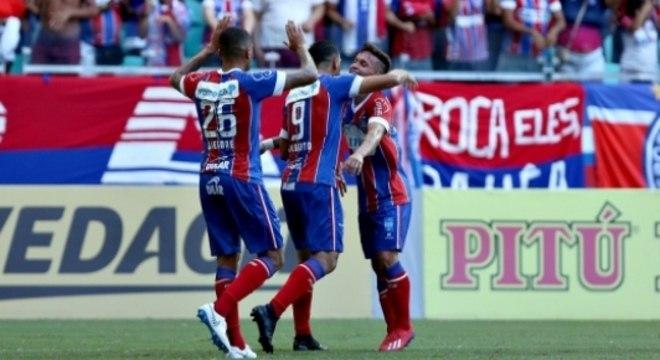 Bahia x Vitória - Copa do Nordeste