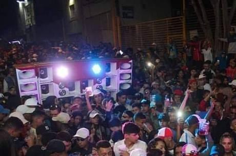 Nove pessoas morreram após ação da PM em baile