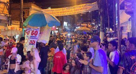 Nove pessoas morreram em baile no Paraisópolis