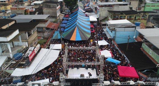 Idealizado por Rennan, Baile da Gaiola ocorria na Penha, zona norte do Rio