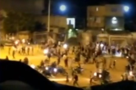 """MC Kapela fazia show em """"Baile do Vermelhão"""""""