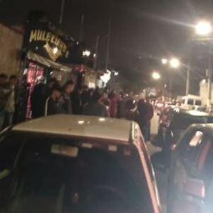 Baile funk em Cidade Tiradentes
