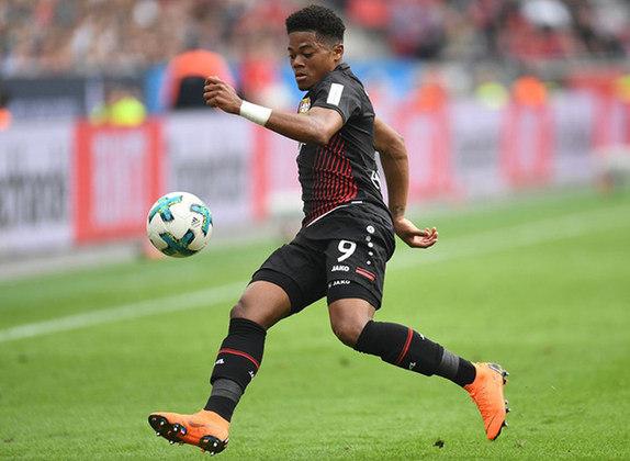 Bailey (Bayer Leverkusen) - Apareceu na Europa com força total no Bayer Leverkusen, em 2018. Ganhou fama de sensação jamaicana do campeonato alemão.
