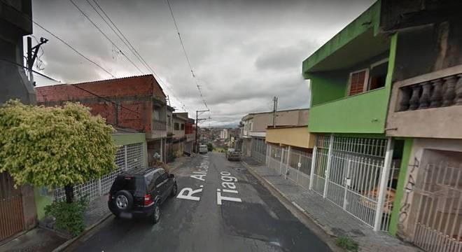 Feminicídio aconteceu no bairro Helena Maria, em Osasco, no domingo (1°)