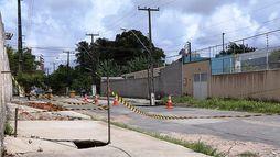 Maceió decreta estado de calamidade pública nos bairros com 'afundamento' (Arquivo/TNH1)