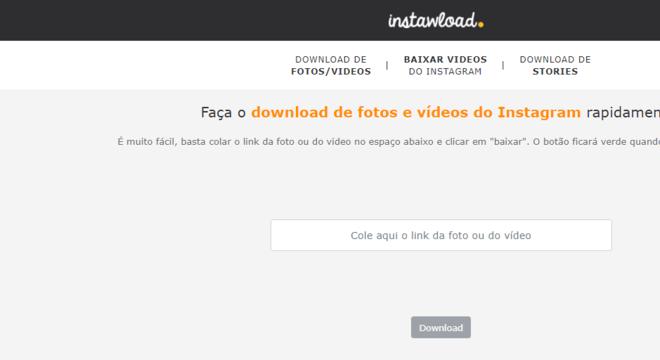 Baixar vídeo do Instagram - 10 opções para fazer download de posts