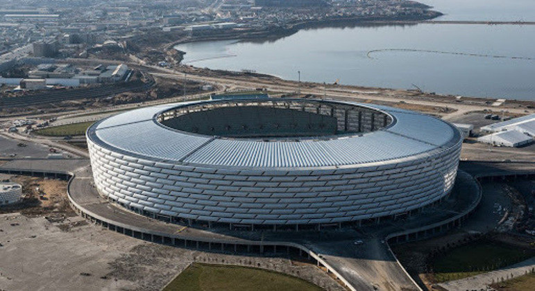 Baku, Azerbaidjão, Olimpiya Stadionu