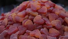 Polícia francesa confunde bala de morango com drogas sintéticas