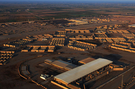 Base americana no Iraque sofre novo ataque
