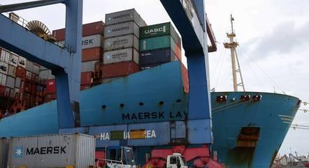 Exportações do país caíram 7% em 2020
